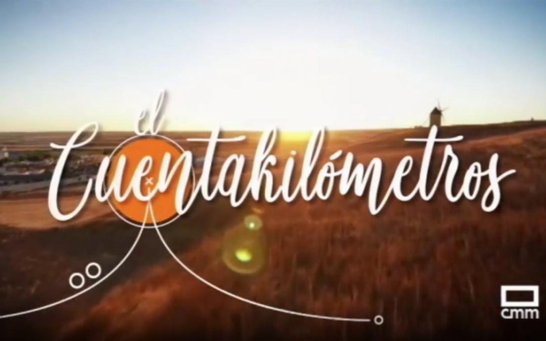 Recibimos al programa «Cuentakilometros» de Castilla La Mancha TV